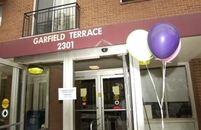 Garfield Terrace etrance