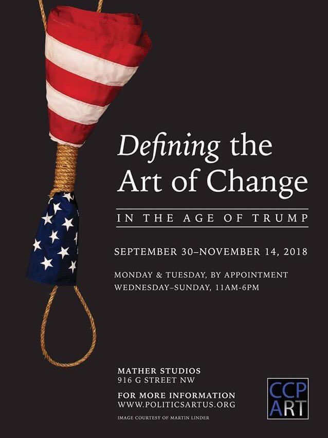 Defining the Art of Change promo poster