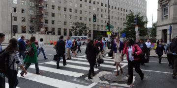 DC pedesterian