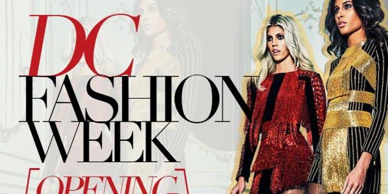 Dc Fashion Week Kicks Off At Washington Court Hotel On February 22
