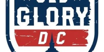 Old Glory DC logo