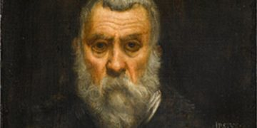 Italian painter Jacopo Tintoretto.