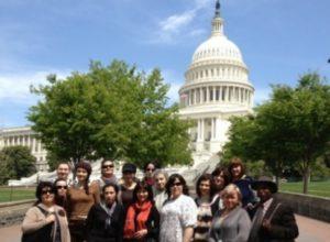 Legend Tours U.S. Capitol trip.