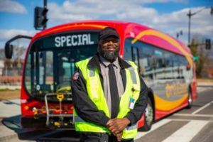 DC Circulator bus driver.