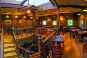 Old English style restaurant.