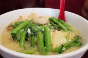 A Malaysian dish