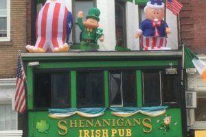Shenanigan's Irish pub in D.C.