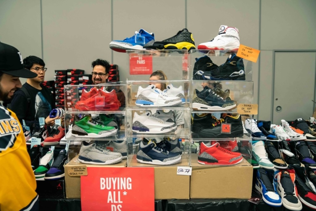 Greatest Sneaker Show on Earth' Comes