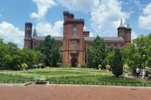 Smithsonian's Castle