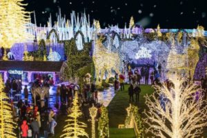 Enchant Christmas event