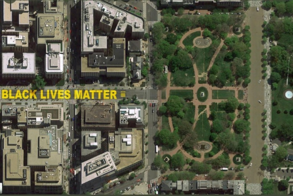 DC Mayor Muriel Bowser had