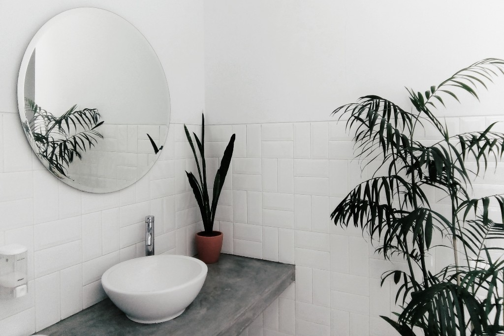 Your bathroom serves as a sanctuary in your home.