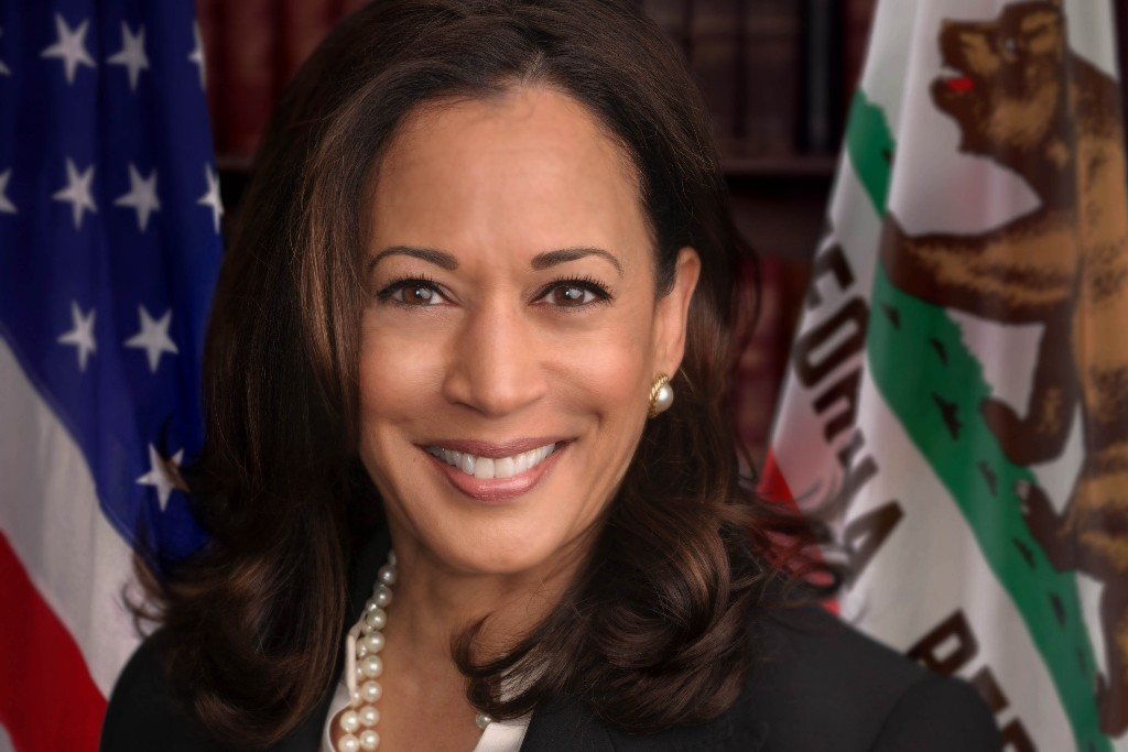 Vice President Elect Kamala Harris.