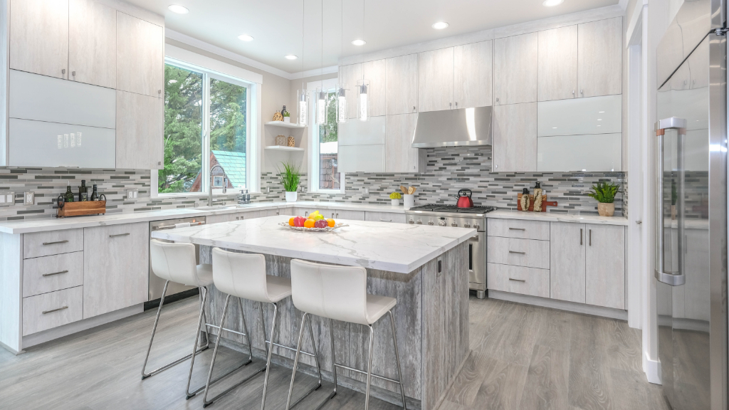 How Much Does It Cost To Remodel A Kitchen, How Much Do The Average Kitchen Cabinets Cost