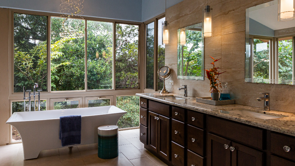 Since your bathroom is the wettest room, it may attract mold, mildew, and other microorganisms.
