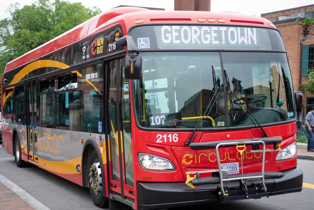 DC circulator bus, Georgetown