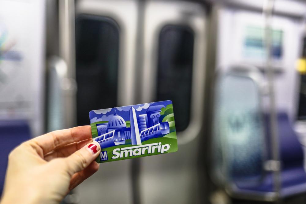 Smartrip metro card