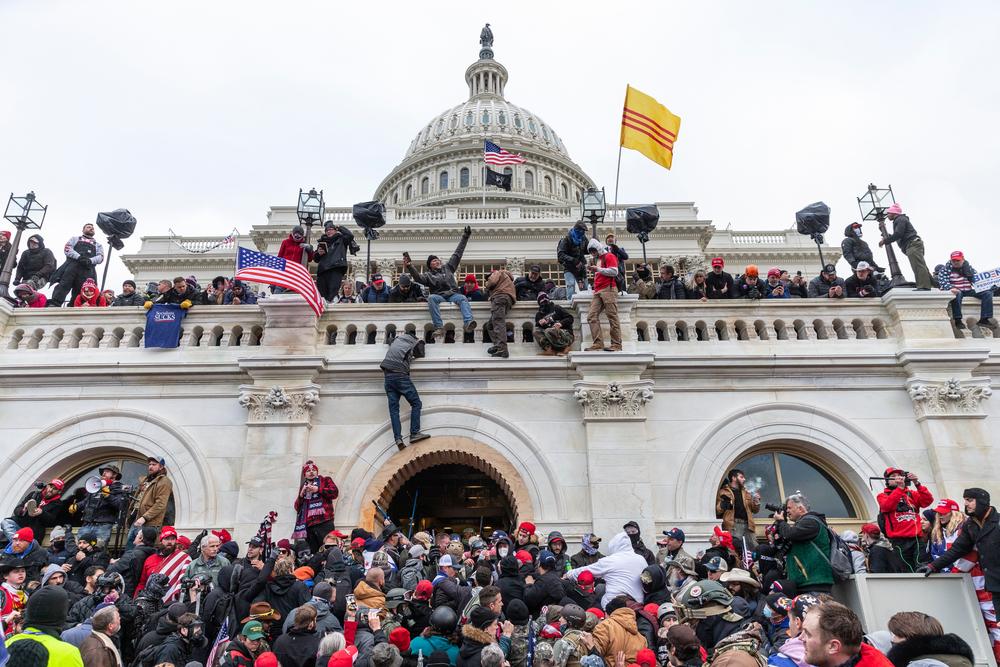 US Capitol riot, Capitol rioters